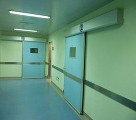 চীন Hospital surgery room single or double manual airtight Door for clean room সরবরাহকারী