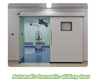 চীন Large swing hospital clean room airtight door support Customized size সরবরাহকারী